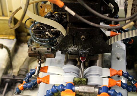 Sub-Micron Machining
