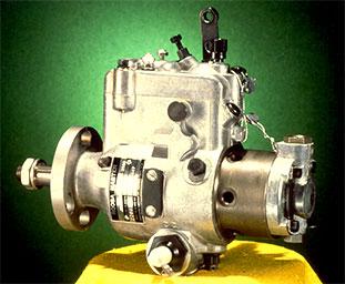 DB Model Rotary Pump
