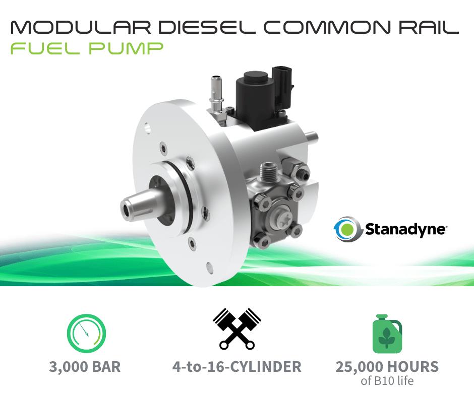 Modular Diesel Common Rail